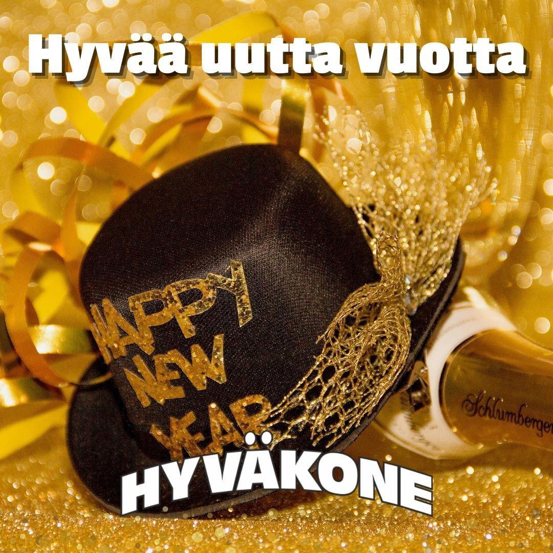 Hyvää Uutta Vuotta Espanjaksi